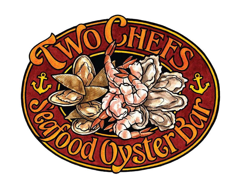 Two chefs logo